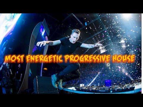 Most Energetic Progressive House Drops