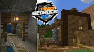 The Mineshaft And The Blacksmith! - Truly Bedrock - S01 EP10