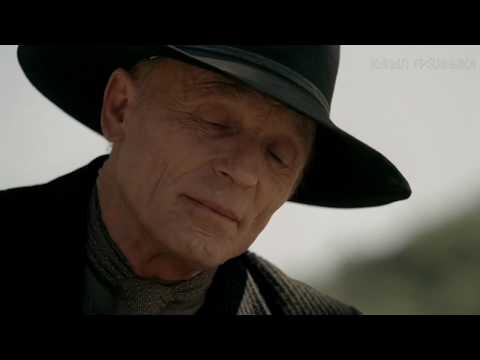 Эд Харрис (Человек в черном) - Ты помогла мне понять... (Мир дикого запада 1 сезон 10 серия)