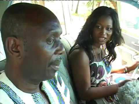 ANITA OWUSU's Interview in Dr. Kwame Nkrumah's Car