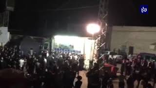مئات المستوطنين يقتحمون بلدة كفل حارس ويؤدون طقوساً تلمودية في المقامات الإسلامية