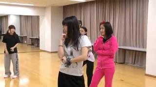 ºC-ute (Kiss Me愛してる) ダンスのレッスン... 楽しむ.