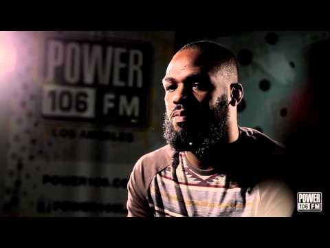 Jon Jones UFC Fighter Talks Self Belief, Training and Fatherhood