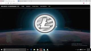 earn 18000 litoshi every 10 minute!!!!!!guranteed ,,,100% trusted and instant withdraw site