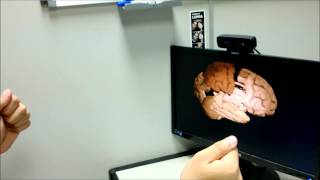 Fusion4D - Intel Perceptual Challenge