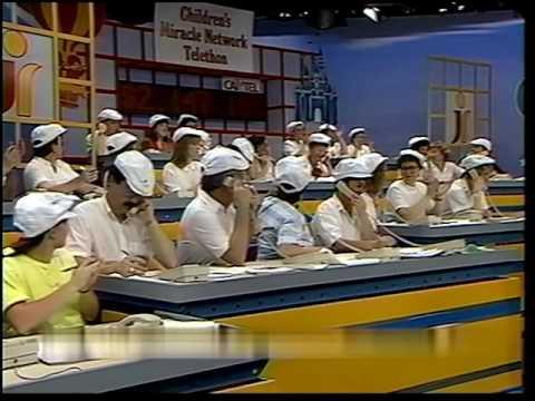 1990 Janeway Telethon - final few minutes