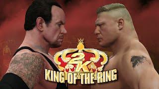 wwe 2k16 2k king of the ring tournament delzinski vs cm puls3 round 1 2kkotr