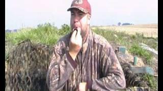 Appeau Duck commander pour chasse limicoles et canards