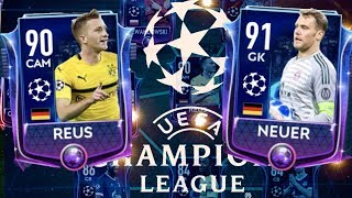 The Best Full Champions League Squad Builders! ep 1: Full Bundesliga Squad FIFA Mobile 19