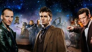 Doctor Who - Ultimate New Who Trailer - Series 1-7 (2005-2013)