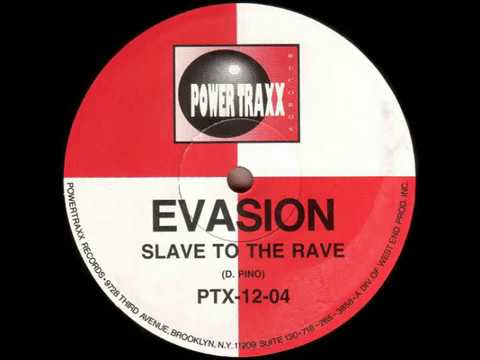 Evasion - Slave To The Rave (Rave Attack) (1991)