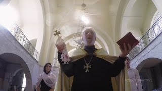 Венчание. Армянская церковь. Новороссийск