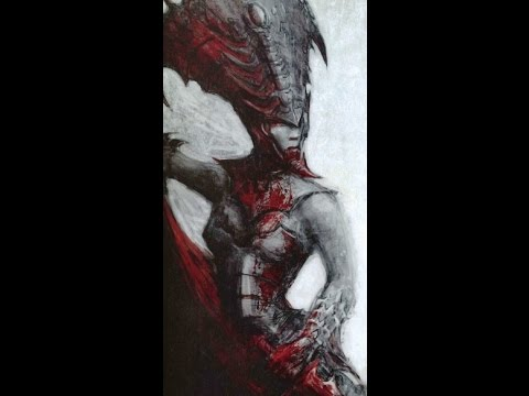 Neferata, the First Vampire