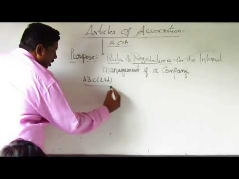 Doctrine of ultra vires/ association clause of MOA/Overriding capacity of ACT.
