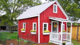 One Bedroom One Bath Cottage On A 250 Acre Cattle Farm | Lovely Tiny House