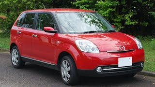 Мазда Вериса слабые места | Недостатки и болячки б/у Mazda Verisa I