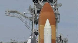 Space Shuttle Atlantis last Lift off (with sound)