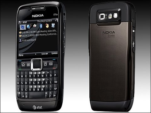 How to Hard Reset Nokia E71 within 30 seconds!!