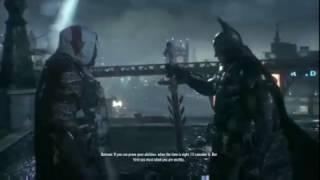 Batman: Arkham Knight [Hard v1] - Part 2   1 Death