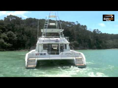 "Strong 60 - Offshore Power Catamaran - ""Wild Blue"" for Sale"