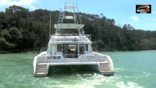 Strong 60 - Offshore Power Catamaran -