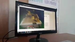 Minecraft на уроке информатики