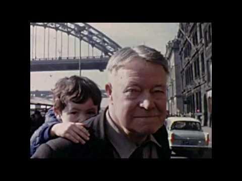 Newcastle Quayside 1970