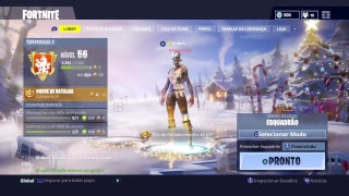 Fortnite #11 Level 55 | Now with Battle Pass