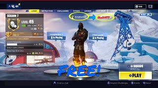How To Change Display Name In Fortnite Battle Royale!