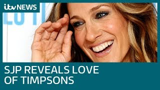 Sex and the City star Sarah Jessica Parker loves Timpsons in High Street Kensington | ITV News