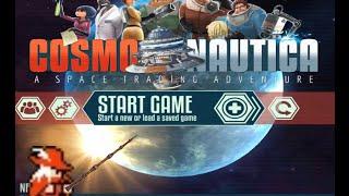 RedMage Reviews: Cosmonautica