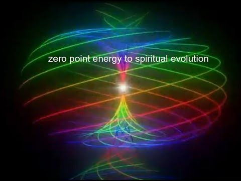E15 Zero point energy to spiritual evolution