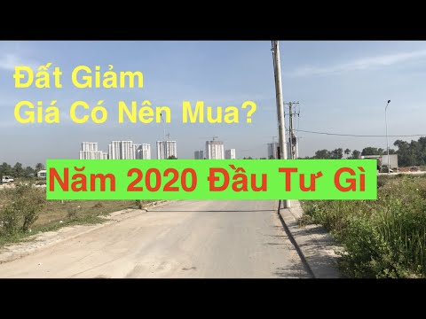 Có Nên Mua Đất Năm 2020 - Đất Nềm Quận 9 Gần Vinhomes Grand Park