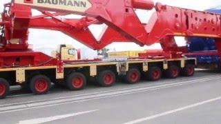 Baumann/Greiner 400 t-Kesselbrücke