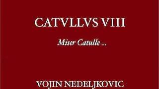 Viva Voce 02 Catullus 8 - Vojin Nedeljkovic