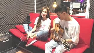 Taste The Feeling ( Hoà Cùng Cảm Xúc Acoustic Ver ) - Thái Tuyết Trâm ft. Trịnh Vũ