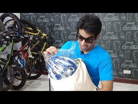 [LIVE] Unboxing MEETUP'S Rider pack | Saksham Pedal Delhi