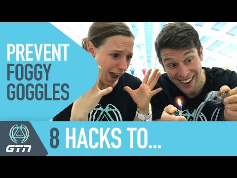 8 Hacks To Prevent Foggy Goggles | Swimming Tips For Triathlon