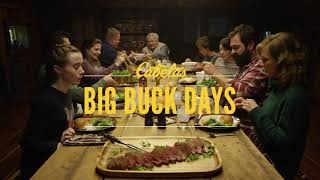 Cabela's Big Buck Days | Dehydrators, Blaze Orange & Boots