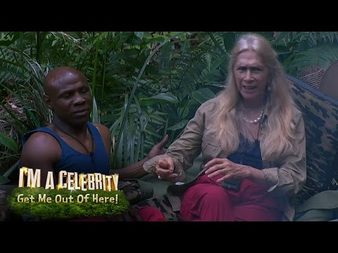 The Celebrities Argue Over Women's Roles In Camp | I'm A Celebrity... Get Me Out Of Here!