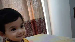 22 June 2020| 11 months old | cute baby| Sweet Child Of Mine | Baby Arth |