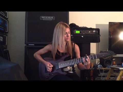 Deftones - Poltergeist  Guitar Cover - RIP Chi
