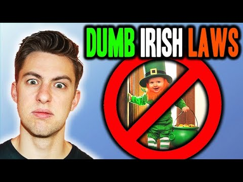 Dumbest Laws In Ireland