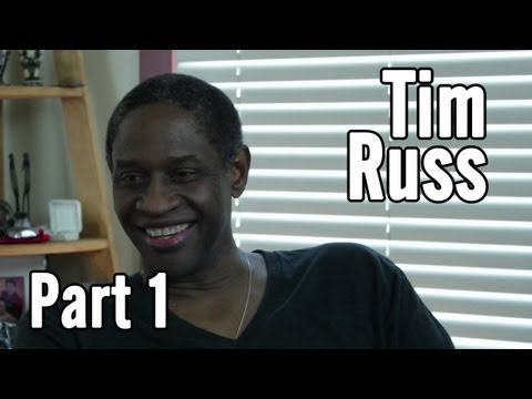 Tim Russ Interview - Part 1 - Star Trek Renegades