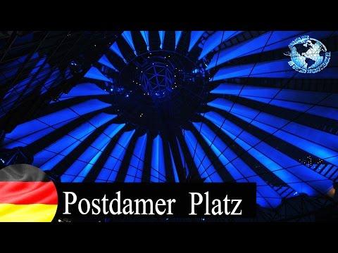 Potsdamer Platz  y Edificio Sony Building. Berlin 2013