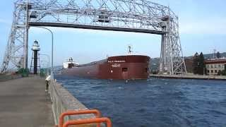 The Biggest Ship On The Great Lakes