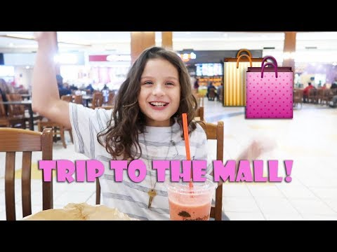 Thumbnail: DADDY -DAUGHTER SHOPPING 🛍 (WK 358.7) | Bratayley