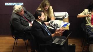 Careo en el juicio por el crimen del juez Aráoz