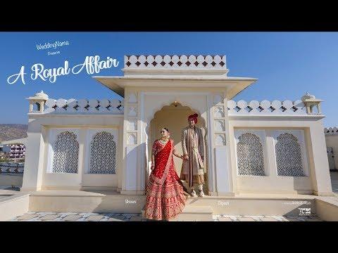 A Royal Affair | Raj Palace, Jaipur