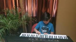 Pianist at Butterfield Elementary~ Song: Believer